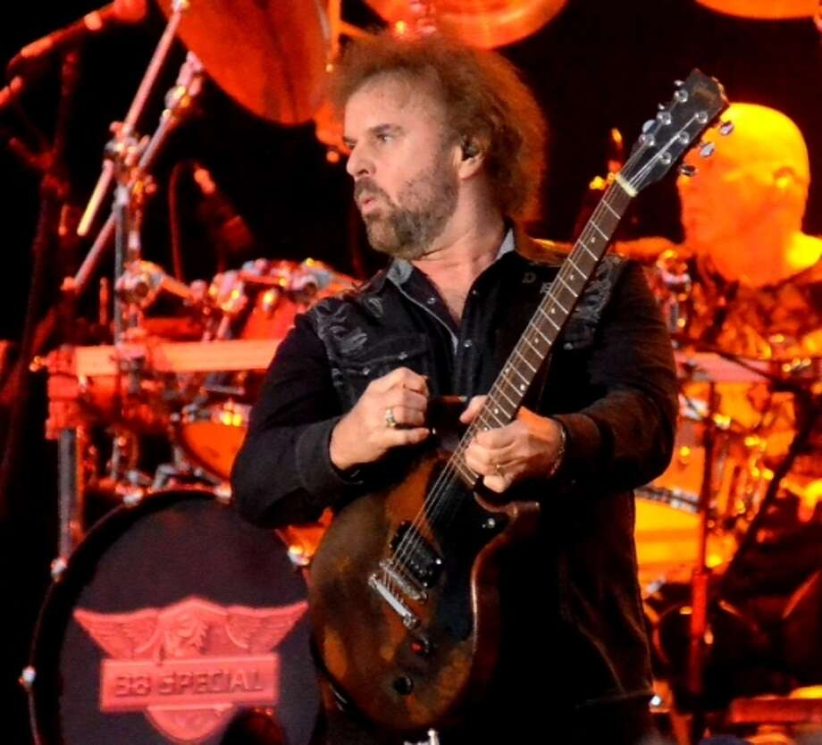 Don Barnes, the voice of .38 Special. Photo: For The Edge