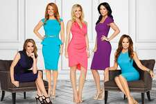 The Real Housewives of Dallas cast.