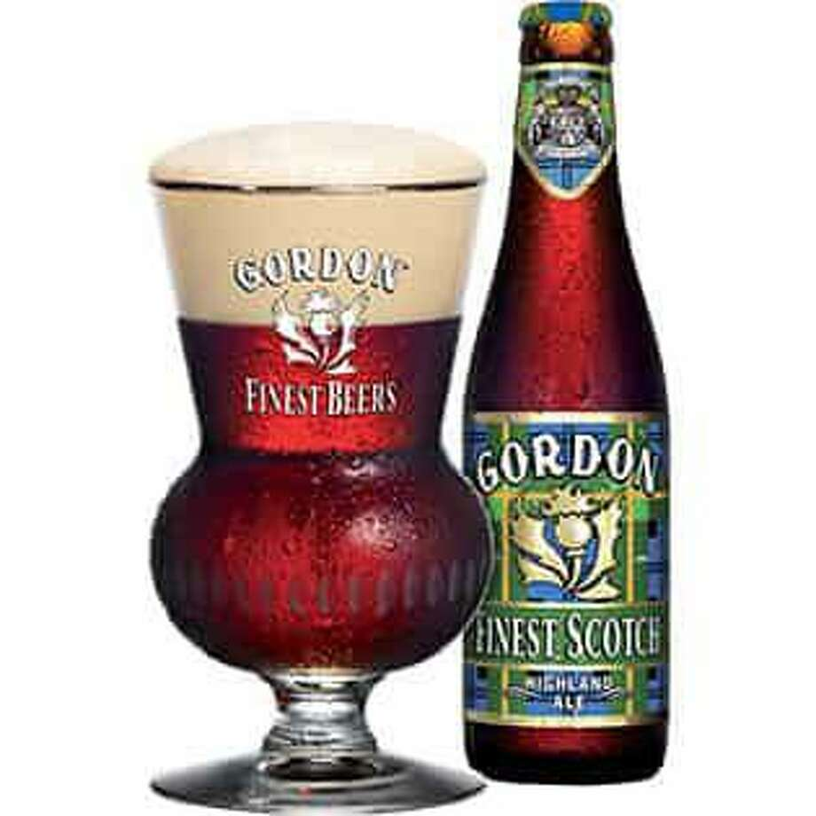 Gordon Finest Scotch Highland Ale is a superb example of a Scotch wee heavy. John Martin, the brewery behind this beer, is based in Belgium, though much of its production is contracted to a brewery in Scotland. Photo: Courtesy Photo