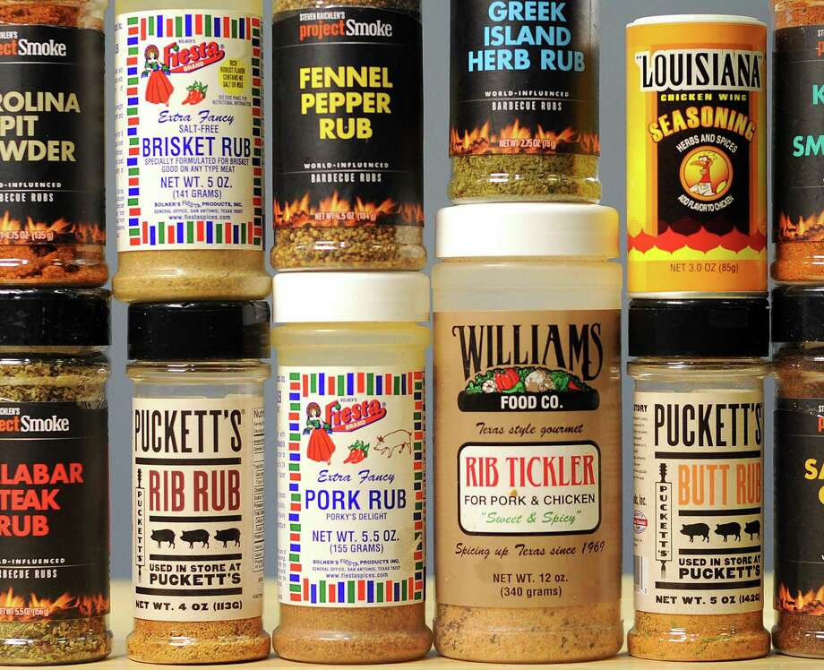 Pantry overrun with rubs and spice blends? Fear not, they're good for more than meat. Photo: Paul Stephen / San Antonio Express-News