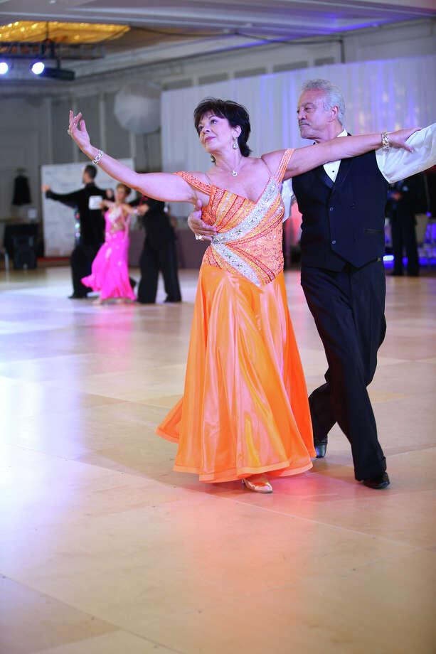 FAVORITE BALLROOM: Elegance Ballroom Photo: Courtesy Photo