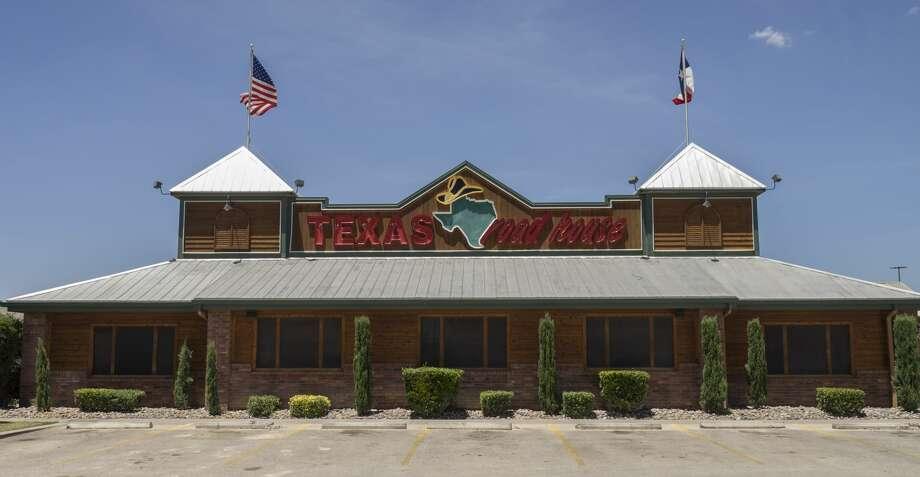 FAVORITE STEAK: Texas Roadhouse Photo: Tim Fischer/Midland Reporter-Telegram