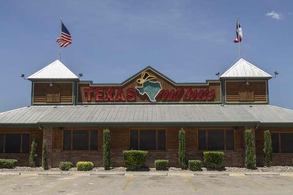 FAVORITE STEAK: Texas Roadhouse