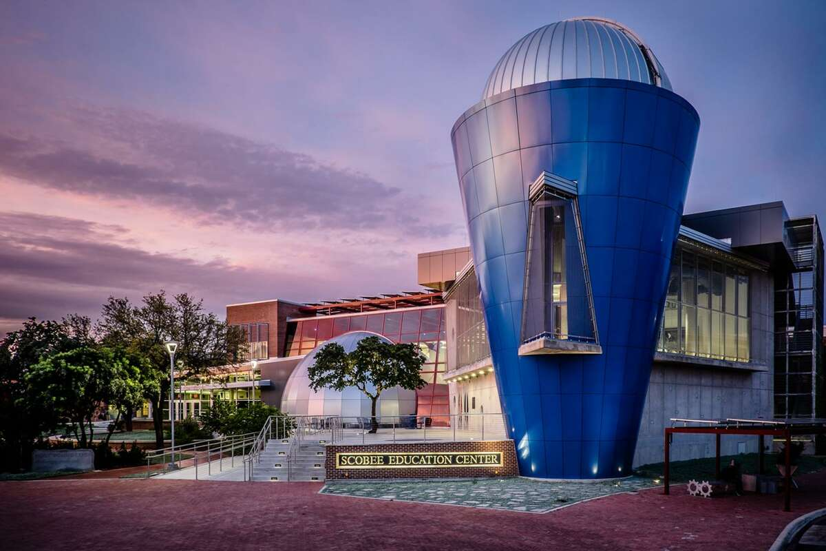 Scobee Planetarium 1819 N Main Ave., Scobee Education Center at San Antonio College