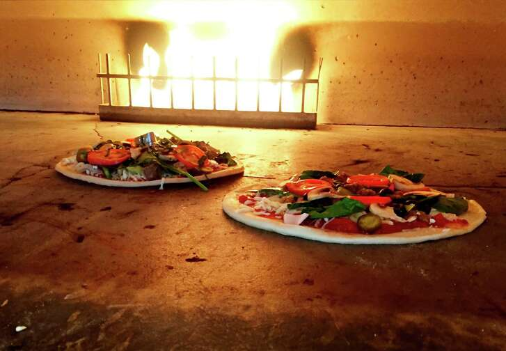 Pizzas from newly opened Inferno Pizza, 2031 Westcreek Lane in Upper Kirby.