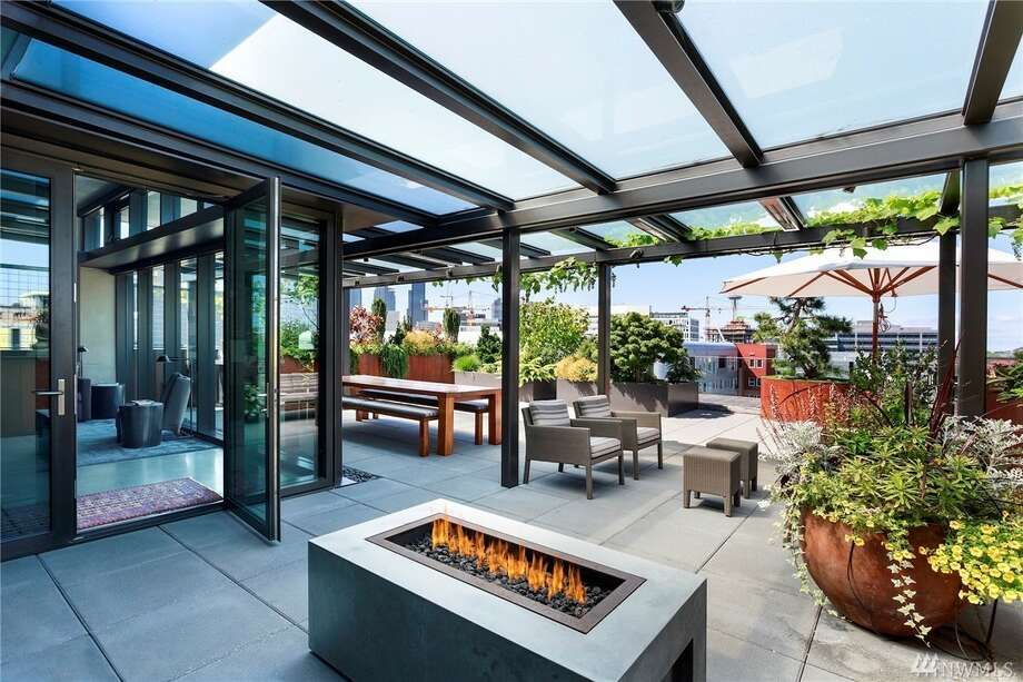 516 Yale Ave. N., #700, listed for $5,950,000. See the full listing here. Photo: John McKinney
