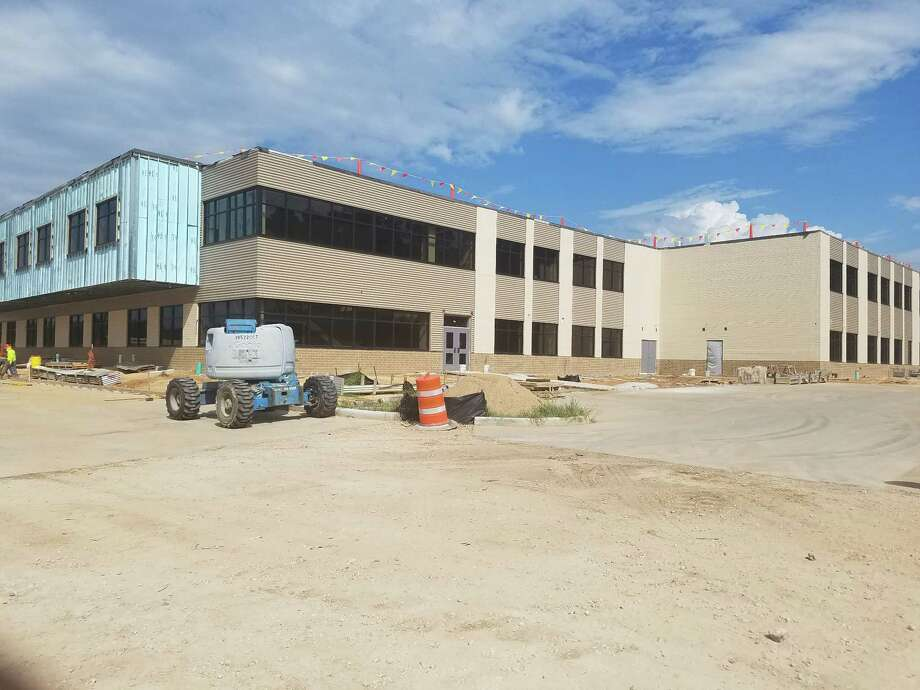 Bear Branch Intermediate School will be open in fall 2018. Photo: Submitted Photo