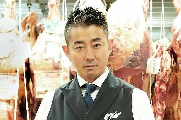 WAGYUMAFIA Founder Hisato Hamada