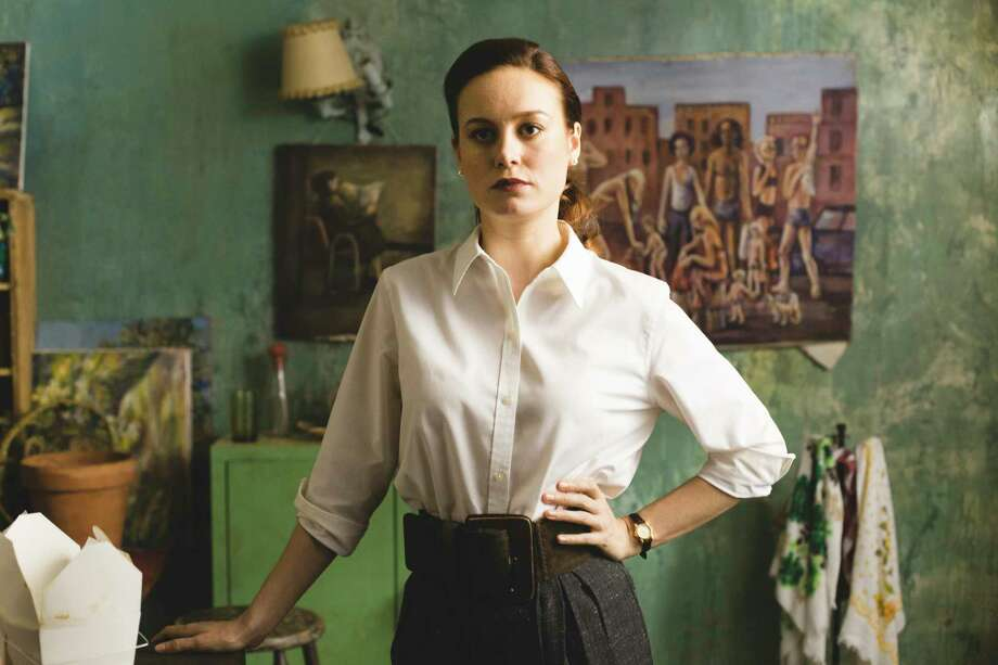 """This image released by Lionsgate shows Brie Larson as Jeannette Walls in """"The Glass Castle."""" (Jake Giles Netter/Lionsgate via AP) ORG XMIT: NYET774 Photo: Jake Giles Netter / © 2017 Lions Gate Entertainment Inc. All Rights Reserved."""
