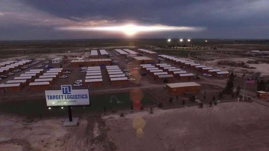 Target Logistics just added another 180 premium rooms to the  Pecos Lodge, following the addition last November of 100 rooms. Photo: Facebook/Target Logistics