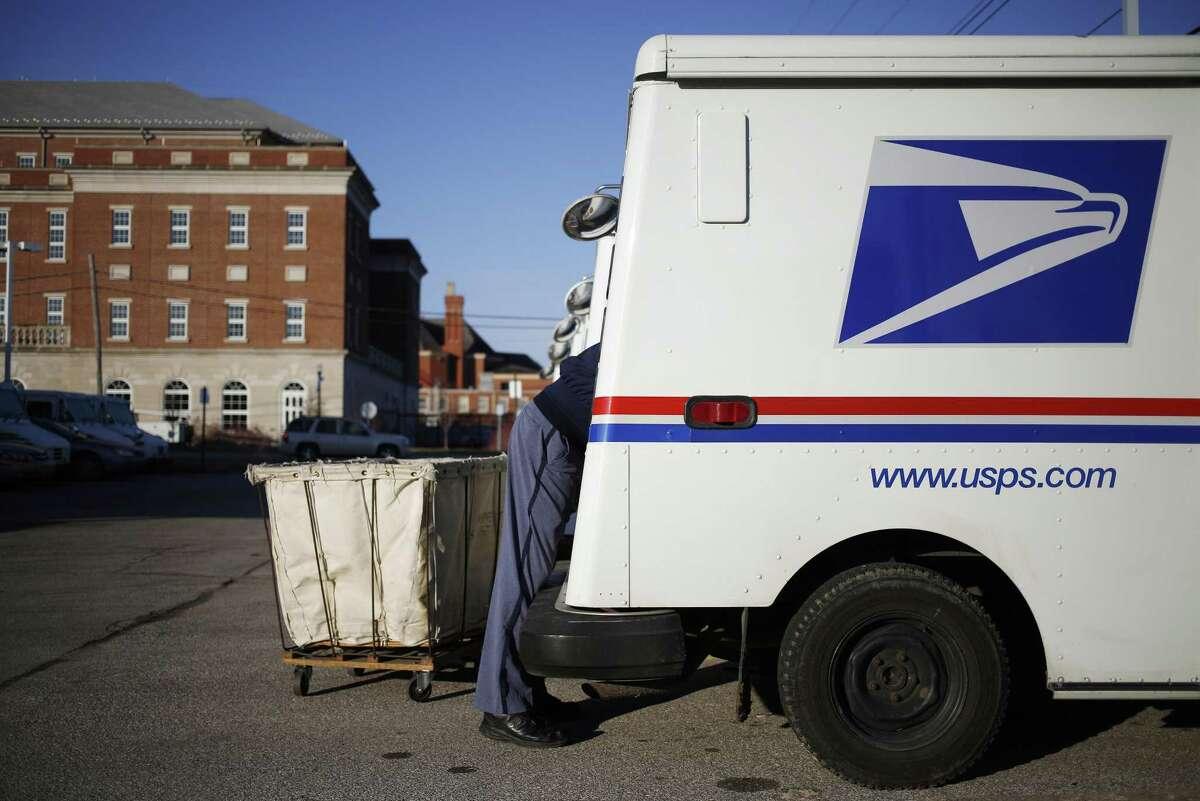 U.S. Postal Service Priority Mail Service: December 20
