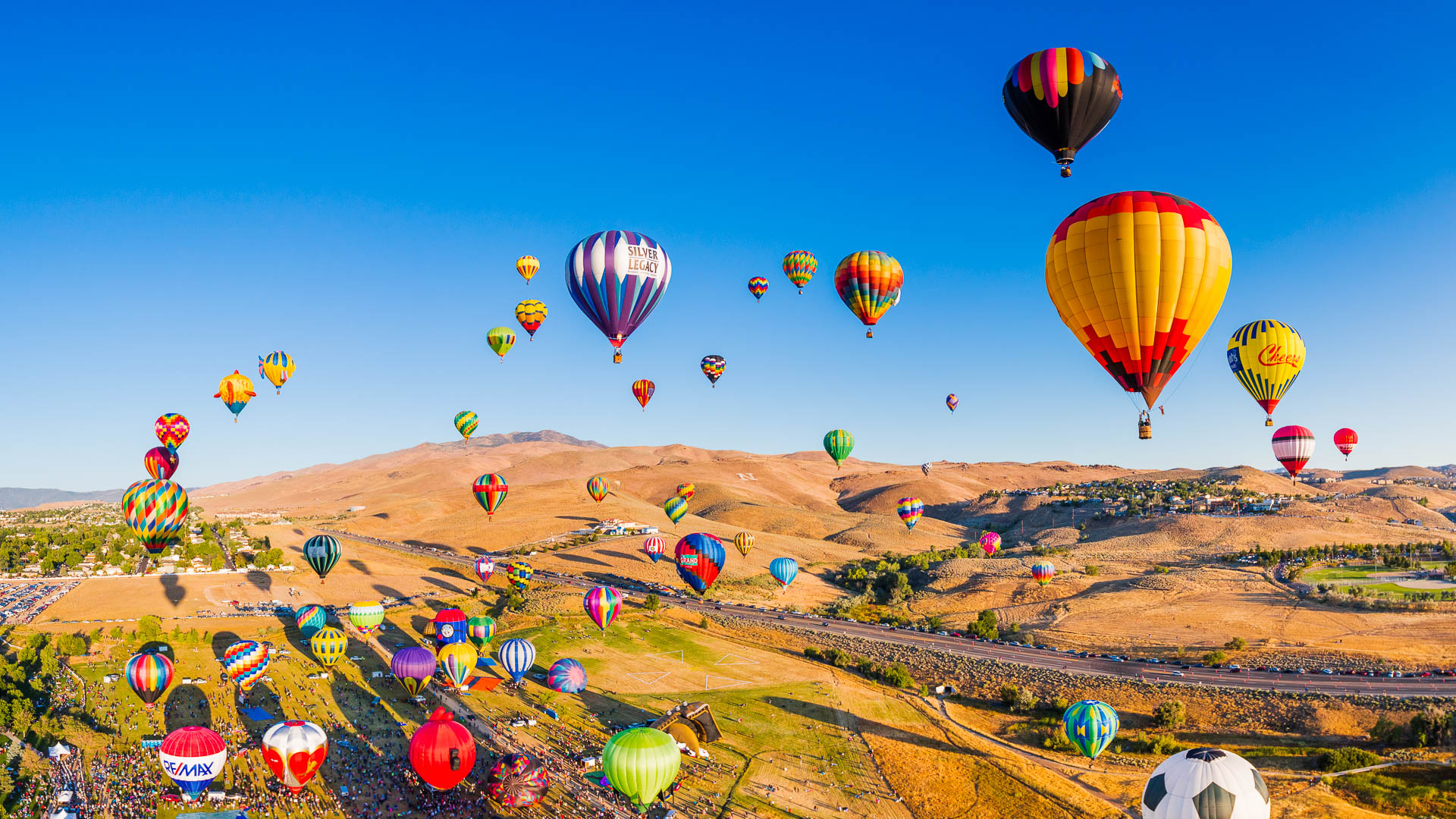 the great reno balloon race fun free and family friendly event
