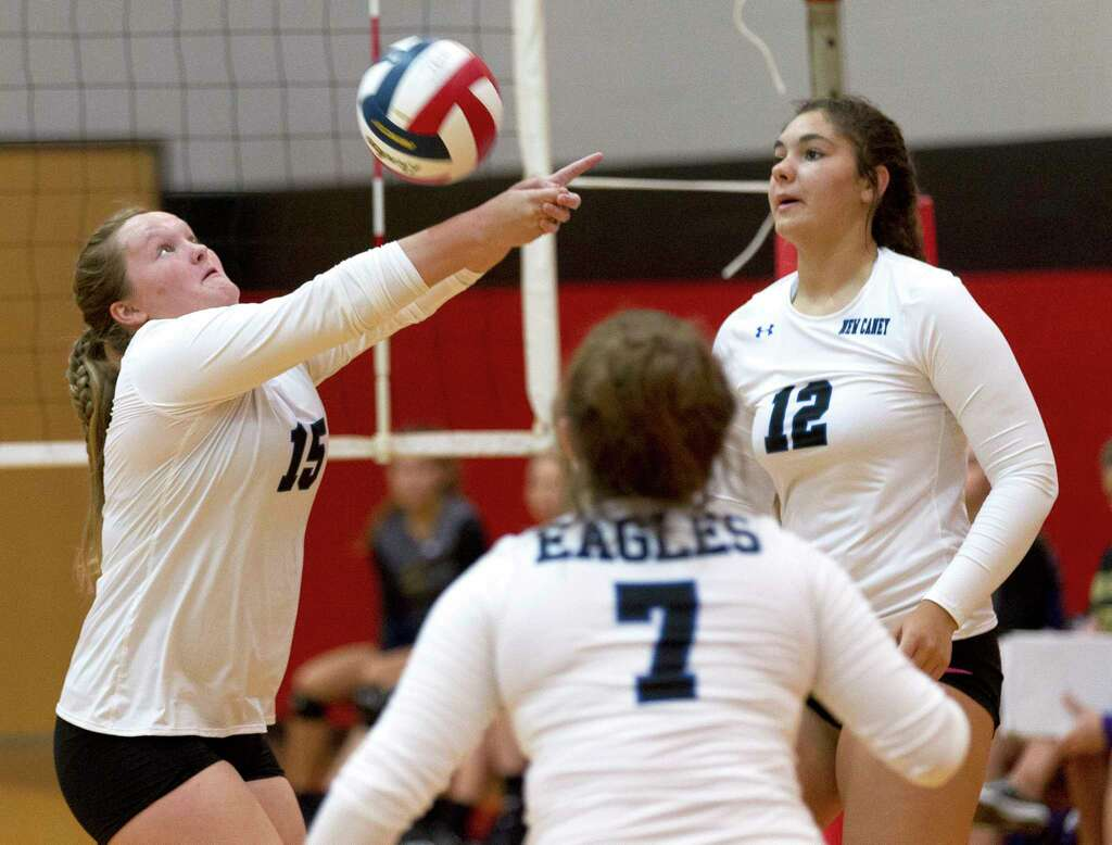 Volleyball New Caney Drops Three Matches But On Upward Trend The Hour
