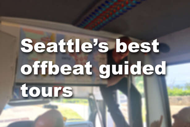 You know the big names, but what other ways are there to get the guided tour of Seattle? Click through this slideshow to find some unconventional tours to wow your out-of-town group with.