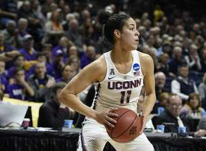 UConn's Kia Nurse had eight points, three assists and three steals for Canada in its win over Paraguay on Thursday to clinch the top spot in Group B at the FIBA AmeriCup Championship.