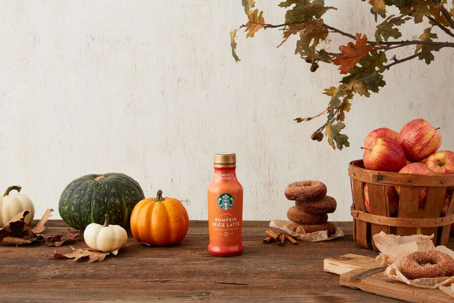 """Starbucks announced two new additions to its """"Pumpkin Spice"""" family of products. Check out all the different ways you can enjoy the flavors of fall. Photo: Christine Han/Starbucks"""