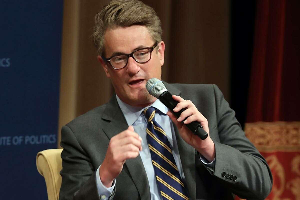 17. Joe Scarborough - $12M Morning Joe, MSNBCSource: moneyinc.com