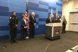 Prosecutors and law enforcement officials from around the Bay Area announced more than 75 arrests for a variety of drugs and guns charges on Thursday.