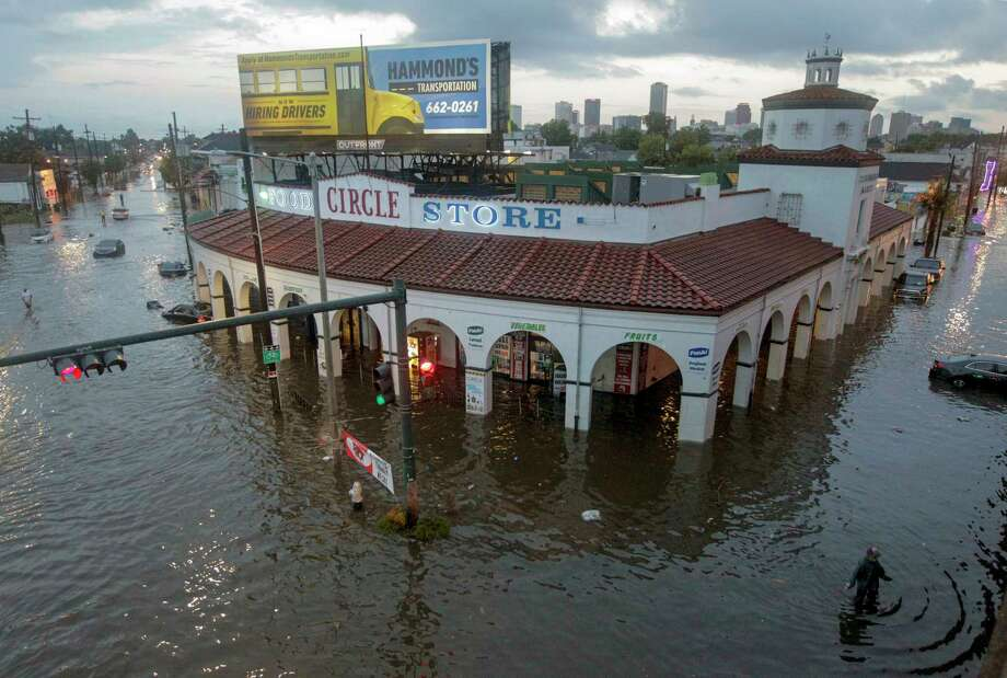 After experiencing flooding earlier this month, residents of New Orleans are nervous thanks to a stormy forecast and malfunctioning pumping stations.  Photo: Brett Duke, MBR / NOLA.com/The Times-Picayune