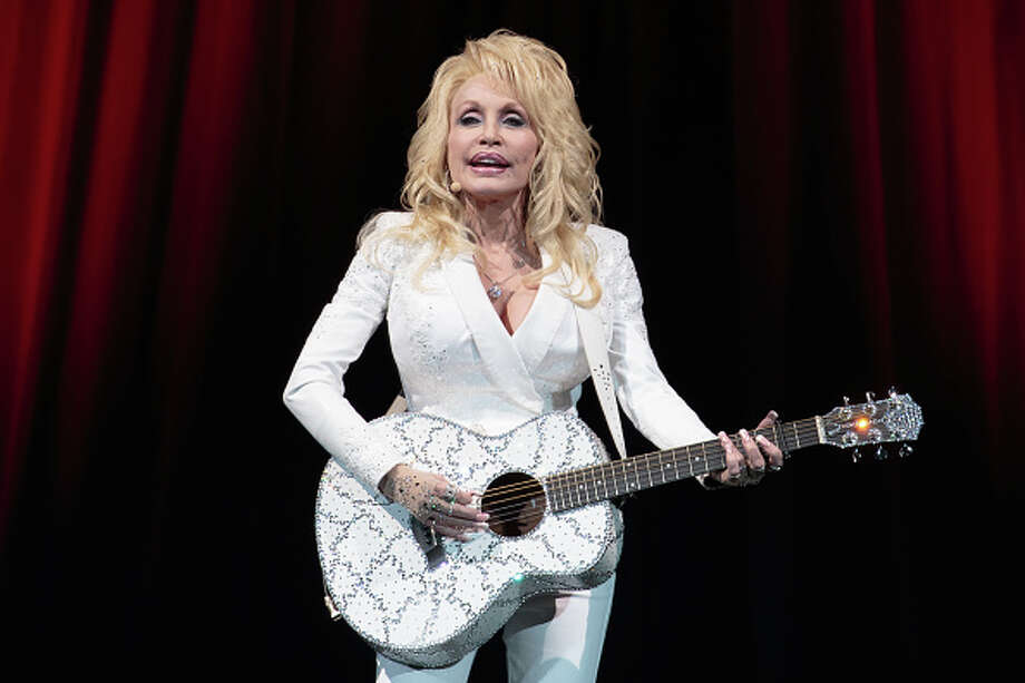 Dolly Parton If anyone can unite a RodeoHouston audience, it's Dolly. It's time.  Photo: SUZANNE CORDEIRO/AFP/Getty Images