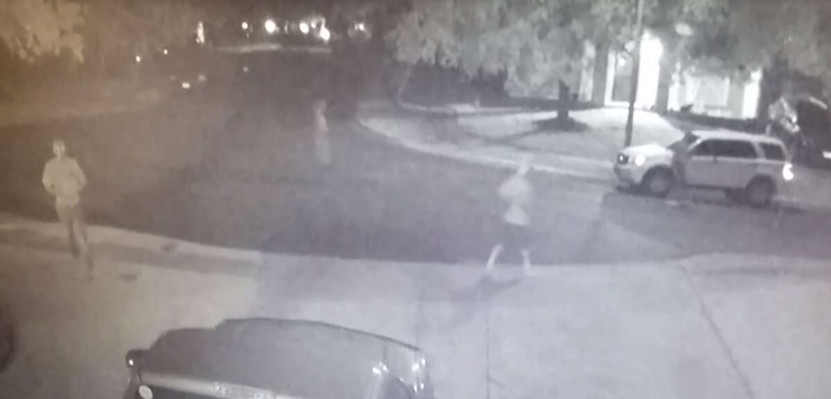 The four suspects conducted the burglaries around 1:40 a.m. on June 15 in the 4500 block of Brush Creek Drive in the Forest Ridge subdivision.