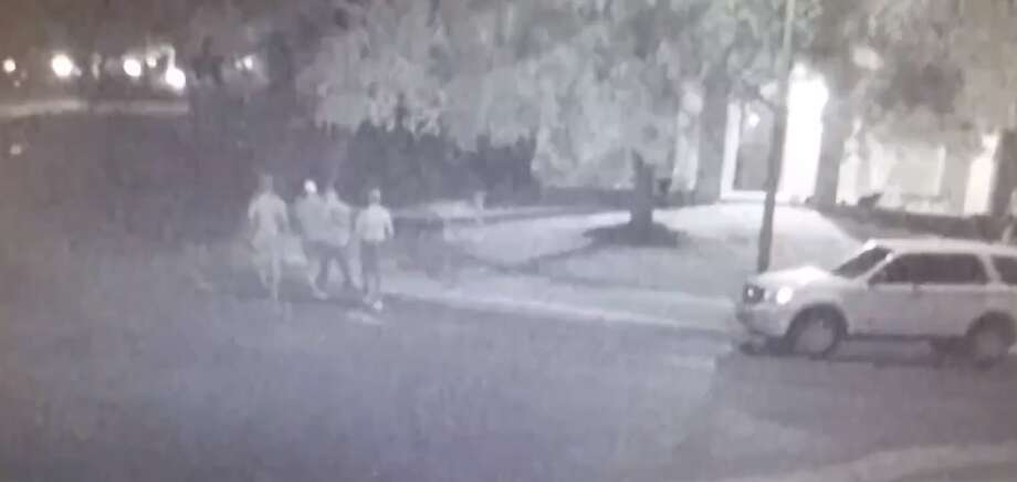 The four suspects conducted the burglaries around 1:40 a.m. on June 15 in the 4500 block of Brush Creek Drive in the Forest Ridge subdivision. Photo: Schertz Police Department
