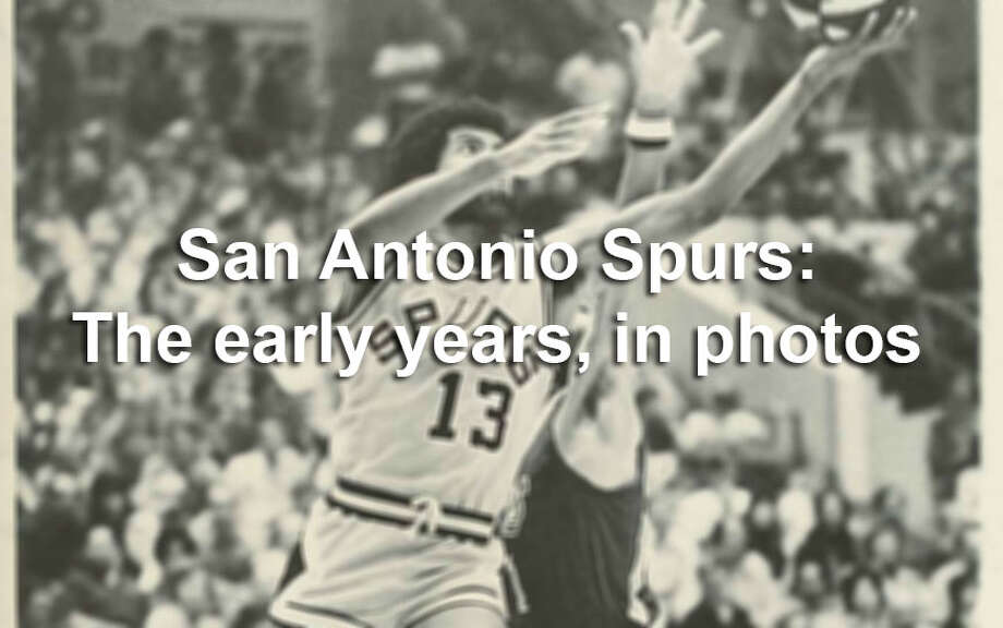 Though a lot has changed with the franchise since it's humble beginnings in the Alamo City in 1973, the Spurs have maintained their classic black and white look throughout.
