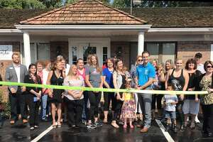 Unfried Chiropractic and Wellness Center hosted an official ribbon cutting ceremony at 4 p.m., Thursday, Aug. 10. Owner Andrew Unfried celebrated with family, friends, local business owners and members of the Edwardsville/ Glen Carbon Chamber of Commerce. The center is officially open for business.