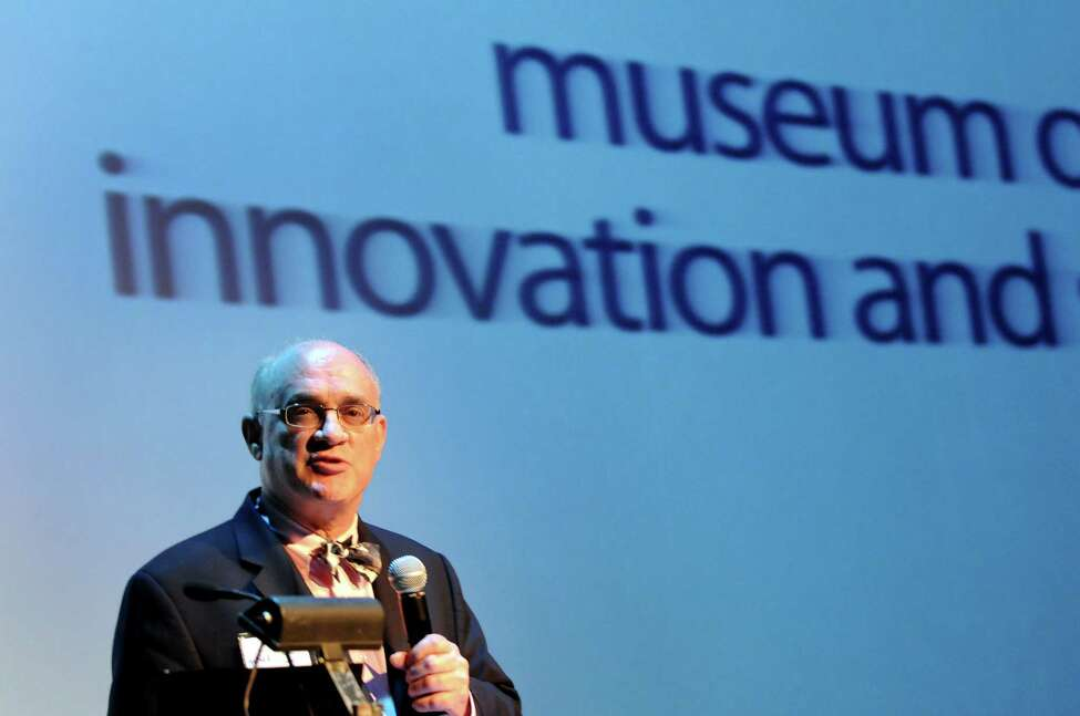 "William ""Mac"" Sudduth, director of the Schenectady Museum. (Cindy Schultz / Times Union)"
