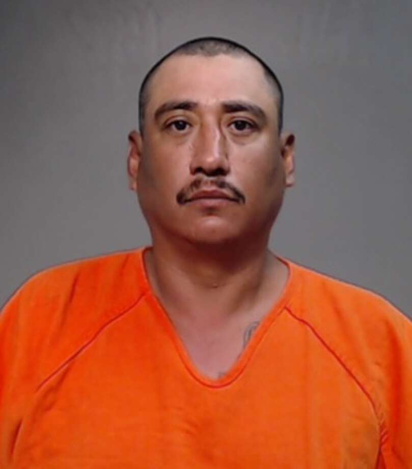 Aristeo Cervantes Jr., 40, confessed to South Texas authorities that he killed a woman 10 to 12 years and placed her body in a septic tank on his property. Photo: Courtesy/Hidalgo County Sheriff's Office