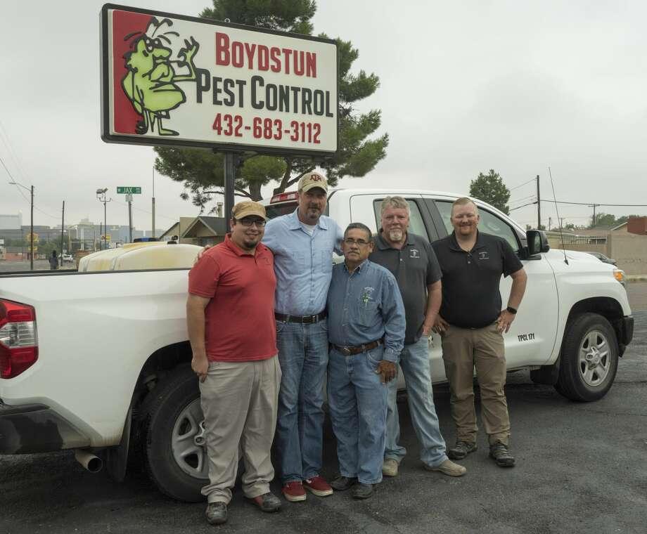 Favorite Exterminator: Boydstun Pest Control Photo: Tim Fischer/Midland Reporter-Telegram