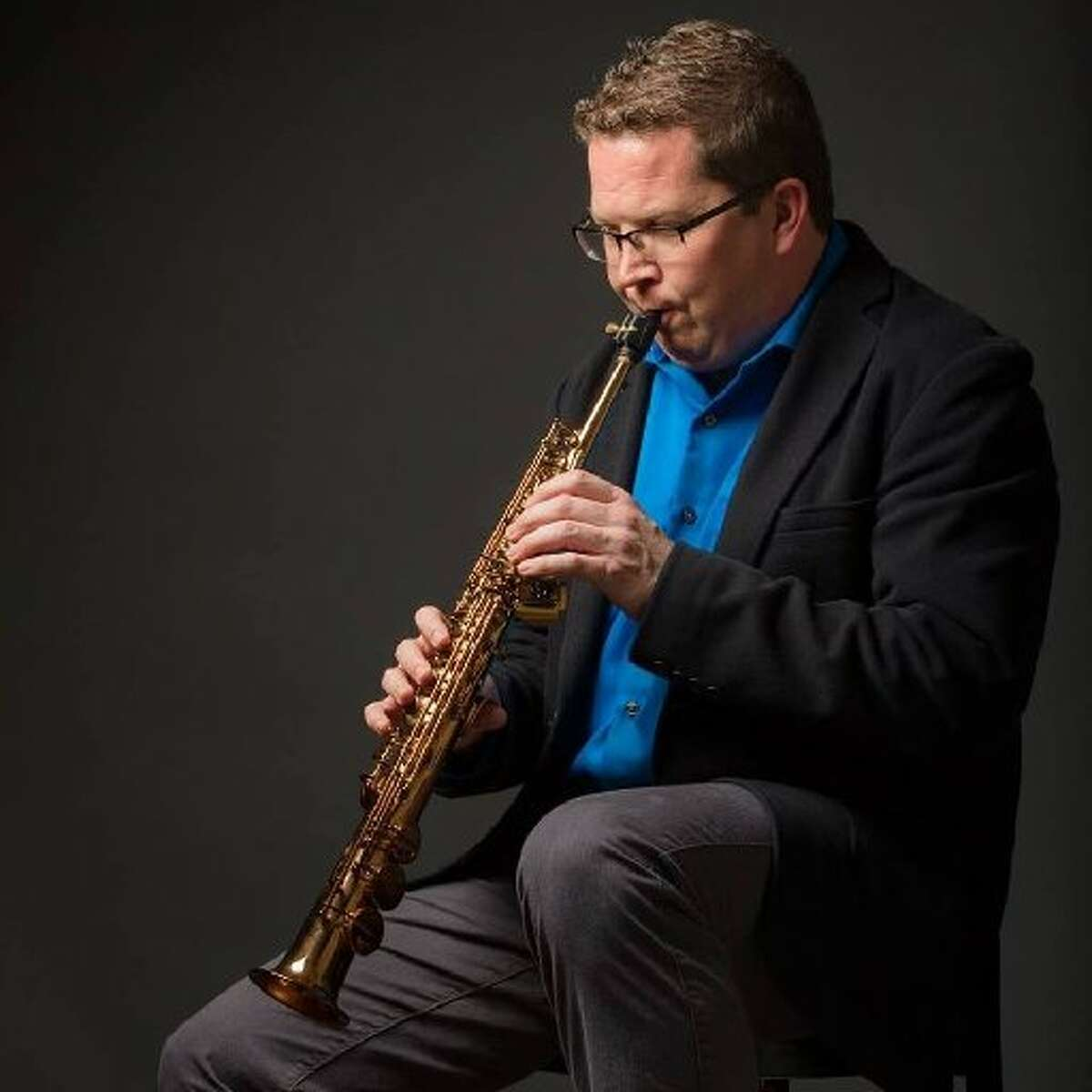 Internationally known Houston saxophonist, composer and music educatorWoodyWitt