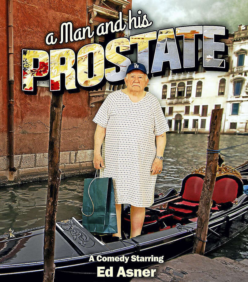 "Seven-time Emmy Award winner Ed Asner returns to the Katharine Hepburn Cultural Arts Center for two nights in ""A Man and His Prostate"" Aug. 16-17 at 7:30 p.m. Photo: Contributed"