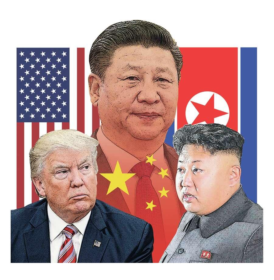 Photo illustration by Jeff Boyer / Times Union Photo: JANEK SKARZYNSKI / AFP or licensors