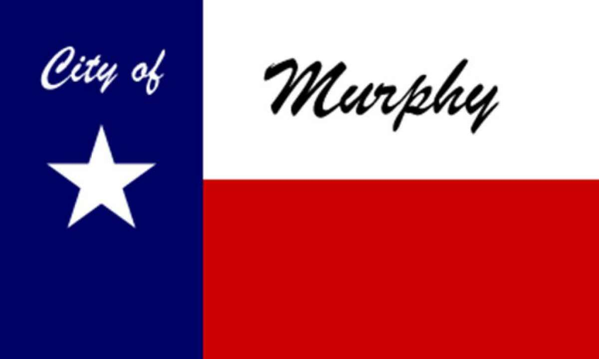 """19. Murphy """"I guess my first reaction is, doesn't the Texas flag say you're not supposed to write on the Texas flag? It's not a city flag. It's the state flag with the city's name on it."""""""