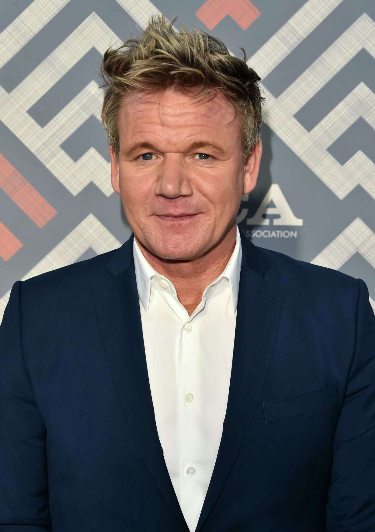 'Hell's Kitchen' host Gordon Ramsay, known for his belligerent TV ire, serves up his first all-stars edition of the Fox show on Sept. 29 - and one veteran chef competing hails from San Antonio.