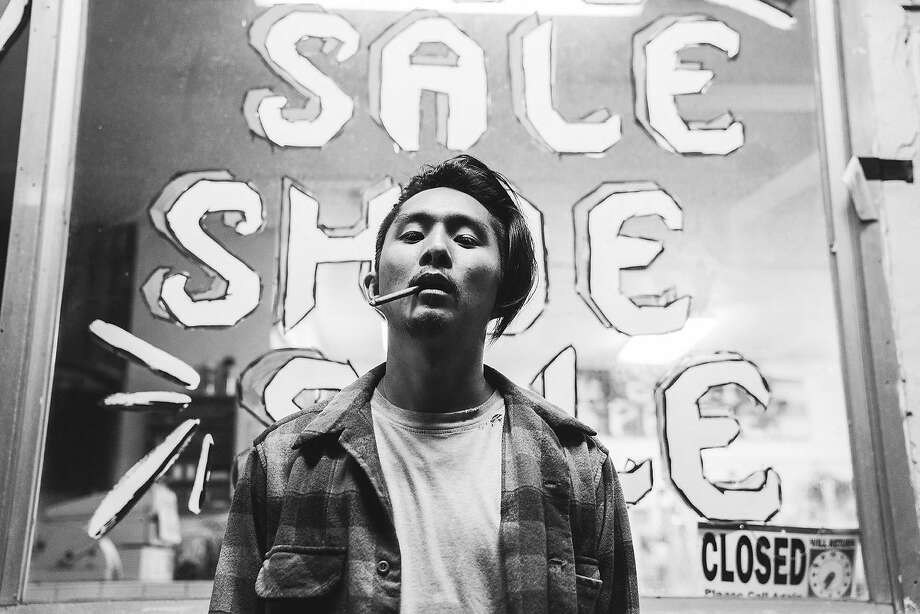 "Justin Chon directs and stars in ""Gook."" He also wrote the the script, which is based on the experience of his father, whose shoe warehouse was looted in 1992. Photo: Samuel Goldwyn Films"
