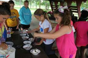 The Bad Axe Park and Recreation summer program wrapped up the 2017 season Friday at Bad Axe City Park with ice cream for all.