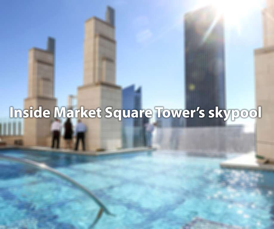 "Click through to see photo of Houston's ""sky pool."""
