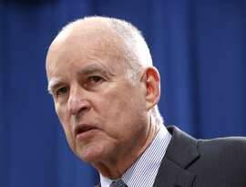 California Gov. Jerry Brown. Special interests have spent $9 million on his preferred causes over the past three years.
