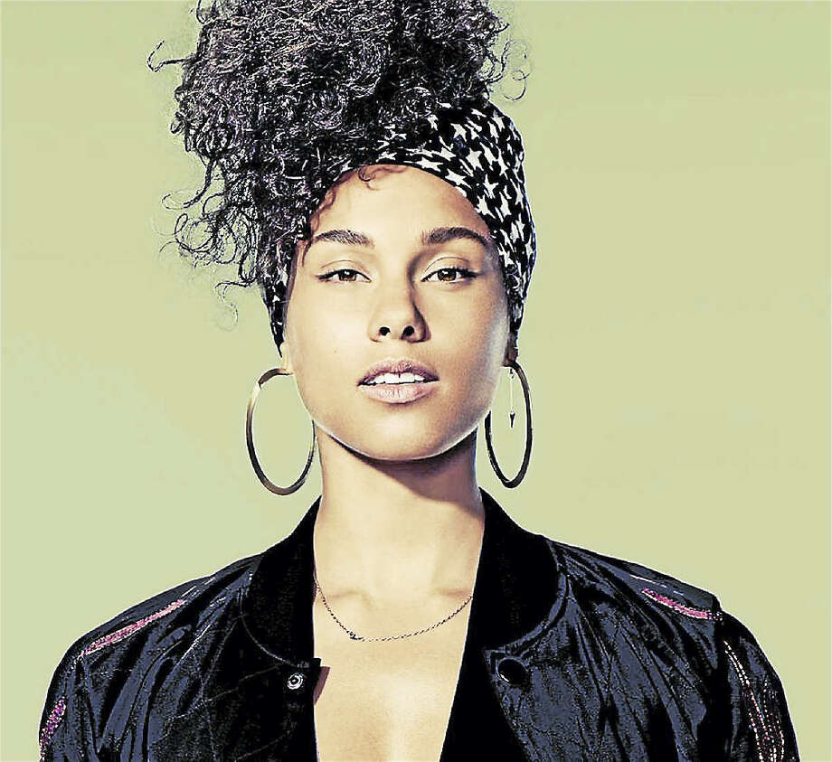"Contributed photo15-time Grammy Award winning singer & songwriter, Alicia Keys, is set to perform ""live"" in concert at the Foxwoods Resort Casino in Mashantucket on Sunday March 12. Photo: Digital First Media"