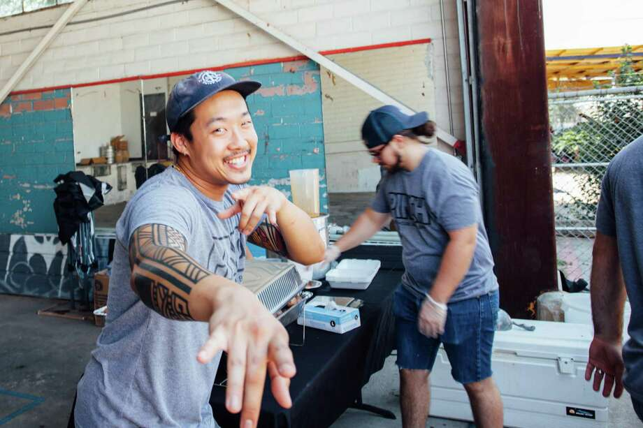 Pinch Boil House and Bia Bar co-founder Sean Wen. Photo: Courtesy Pinch Boil House And Bia Bar