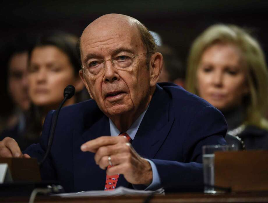 """Wilbur Ross, seen here on Jan. 18, has been confirmed as commerce secretary. Dubbed the """"king of bankruptcy"""" for his leveraged buyouts of battered companies in the steel, coal, textile and banking industries, Ross has generated a fortune of $2.5 billion. Photo: Washington Post Photo — By Bill O'Leary / The Washington Post"""