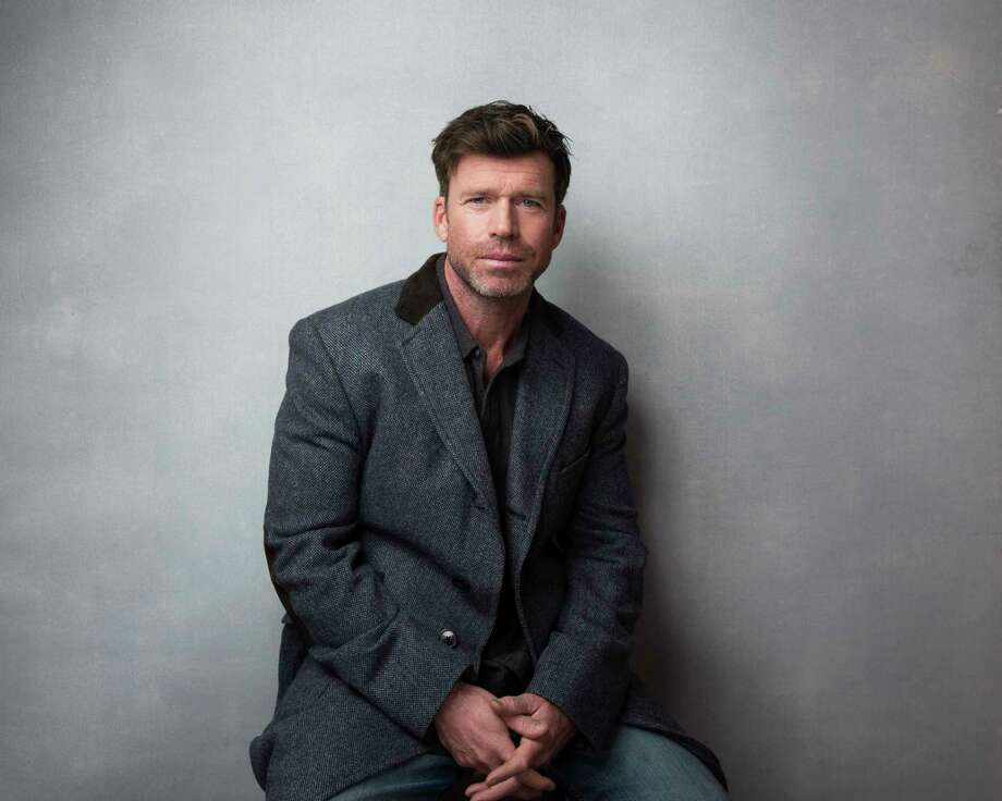 "Taylor Sheridan both wrote and directed ""Wind River,"" about a murder that is investigated deep in the forgotten landscape of a Wyoming Indian Reservation. Photo: Taylor Jewell, INVL / 2017 Invision"