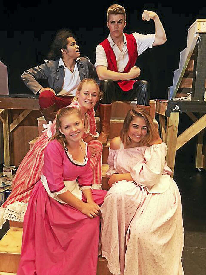 """The Young People's Center for Creative Arts will present """"Beauty and the Beast"""" in the East Hampton High School auditorium, starting tonight. Photo: Courtesy Of The YPCCA"""