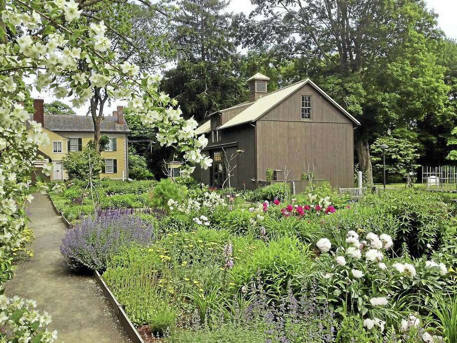 The Florence Griswold Museum will host its 8th annual GardenFest in Old Lyme, opening June 9 and continuing with events and activities through June 18. Photo: Photos Courtesy Of The Florence Griswold Museum