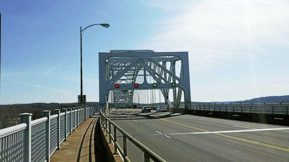 Arrigoni Bridge Photo: Cassandra Day — The Middletown Press File Photo