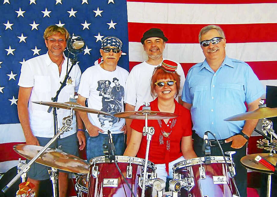 The Durham-based country rock and rhythm-and-blues band Downtown Train band will lead off Cromwell's summer concert series in July. Photo: Courtesy Downtown Train