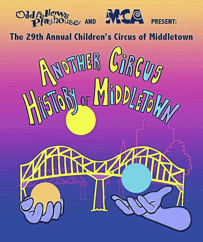 The Children's Circus of Middletown presents 29th annual show on Friday night at the Oddfellows Playhouse. Photo: Contributed Photo
