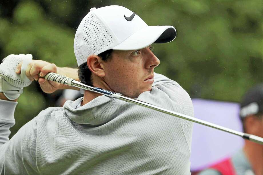 Rory McIlroy, the world's third-ranked golfer, has committed to play in the Travelers Championship in June. Photo: The Associated Press File Photo  / Copyright 2016 The Associated Press. All rights reserved.